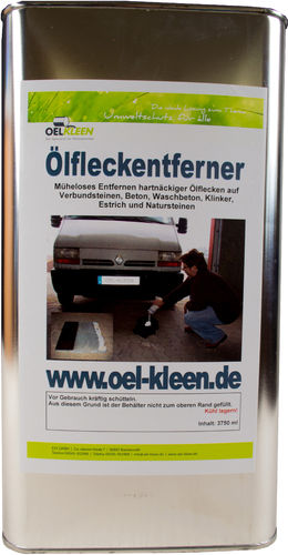 Ölfleckentferner 3750 ml