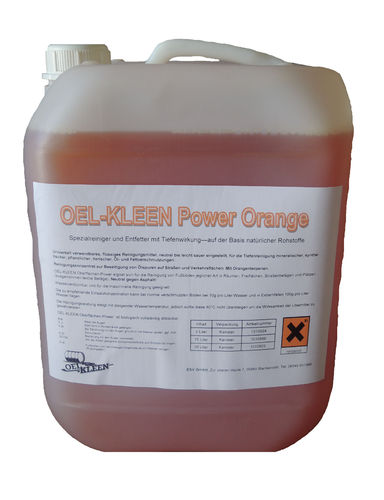 Power Orange 10L
